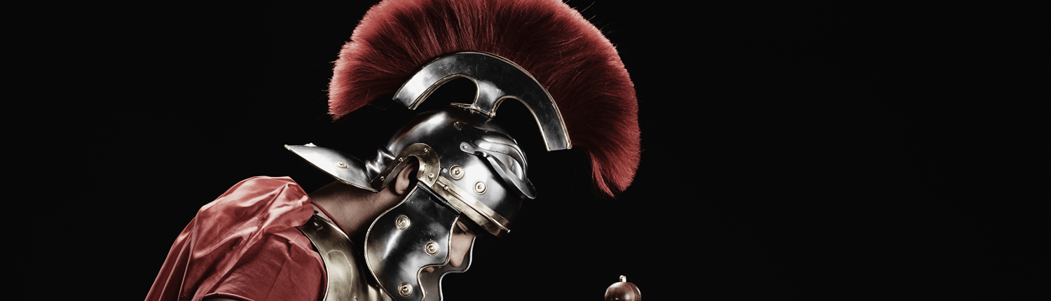 Today's businesses need gladiator leaders 16