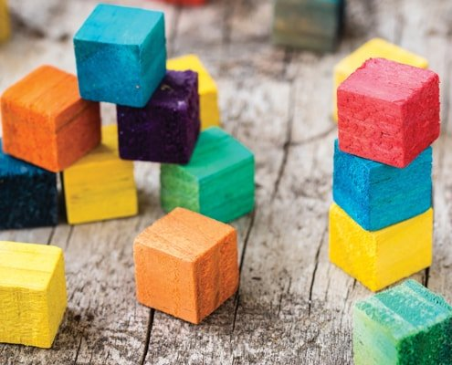 The building blocks of publishing 2
