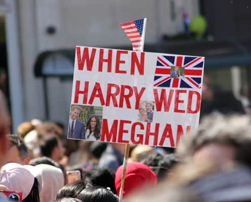 The royal wedding and lessons in publishing 31