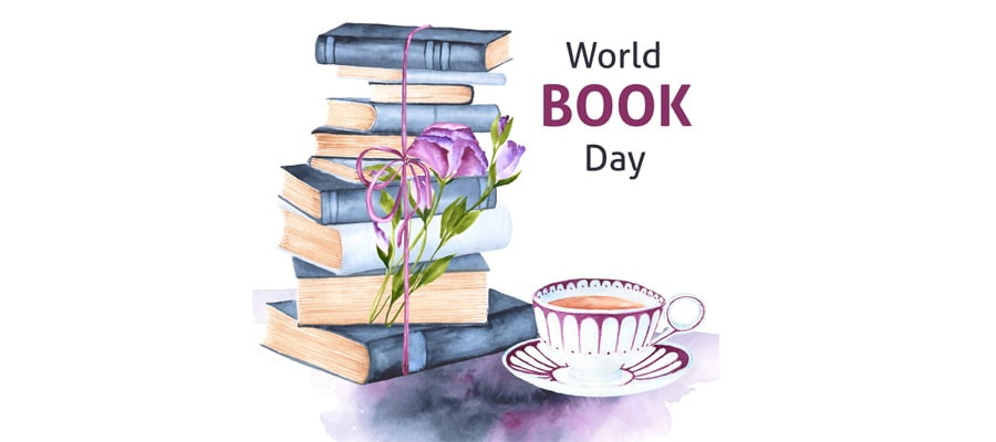 World Book and Copyright Day 19