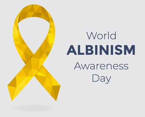 International Albinism Awareness Day 3